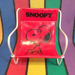 PEANUTS Snoopy Mini Vinyl Chair/ピーナッツ スヌーピー ミニビニールチェア/1605229-3