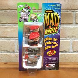 MAD WHEELZ Mini Mad Wheelz 2 Pack/マッドウィールズ ミニマッドウィールズ 2パック/171004-5