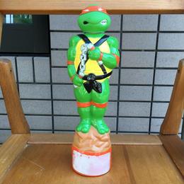 TURTLES Michelangelo Bubble Bath Bottle/タートルズ ミケランジェロ  バブルバスボトル/20170710-2