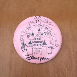 Disney Disneyana Button/ディズニー ディズニアナ 缶バッジ/170813-7