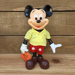 Disney Mickey Mouse Figure/ディズニー ミッキー・マウス フィギュア/170309-2