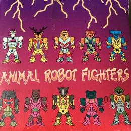 Animal Robot Fighters Figure Full Set/アニマルロボットファイターズ フィギュア全種セット/181010-1