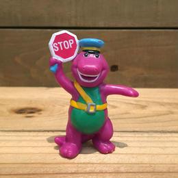 BARNEY Barney PVC Figure/バーニー PVCフィギュア/180810-4