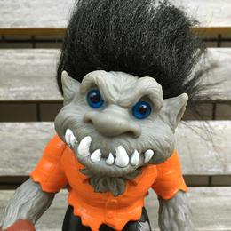BATTLE TROLLS Wolfman Troll Figure/バトルトロール ウルフマントロール フィギュア/180608-6