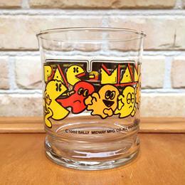 PAC-MAN Drink Glass/パックマン ドリンクグラス/171006-2