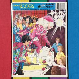 Barbie Barbie and The Rockers Puzzle/バービー バービー アンド・ザ・ロッカーズ パズル/161024-3