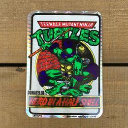 TURTLES Card Sticker/タートルズ ステッカー/170618-12
