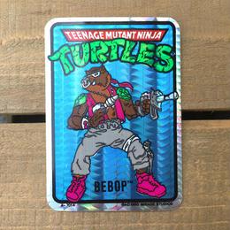 TURTLES Card Sticker/タートルズ ステッカー/170618-14