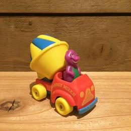 BARNEY Barney Diecast Car/バーニー ダイキャストカー/180110-10