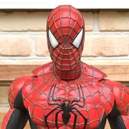 SPIDER-MAN 18Inch Spider-man Figure/スパイダーマン 18インチ スパイダーマン フィギュア/170810-4