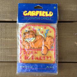 GARFIELD Decoration Candle/ガーフィールド デコレーションキャンドル/170523-23