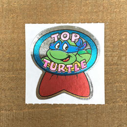 TURTLES Leonardo Sticker/タートルズ レオナルド ステッカー/170606-8