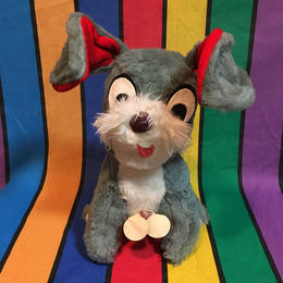 Disney Tramp Pup Plush/ディズニー トランプ・パピー ぬいぐるみ/160505-2