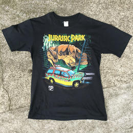 JURASSIC PARK Jurassic Park T Shirts/ジュラシックパーク Tシャツ/170729-2