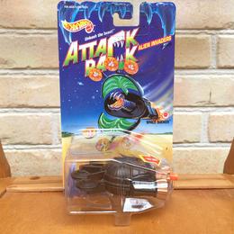 Hot Wheels Attack Pack Space Sucker/ホットウィール アタックパック スペースサッカー/171004-3