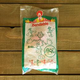 Mcdonald's Happy Meal Bendable Birdie/マクドナルド ミールトイ ベンダブル バーディ/170123-6