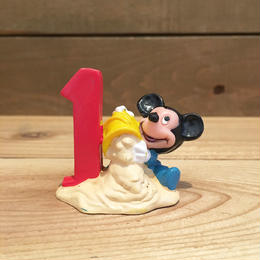 Disney Baby Mickey PVC Figure/ディズニー ベイビー・ミッキー PVCフィギュア/180426-3