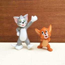 TOM and JERRY Tom&Jerr  PVC Figure Set/トムとジェリー PVCフィギュア セット/18402-4