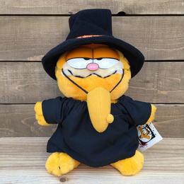 GARFIELD Witch Plush Doll/ガーフィールド 魔女 ぬいぐるみ/170523-13