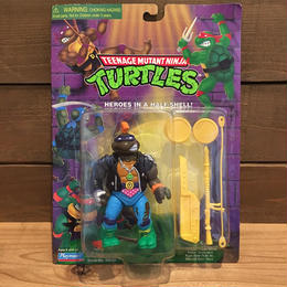 TURTLES Punker Don Figure/タートルズ パンカー・ドナテロ フィギュア/181009-2