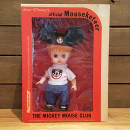 Disney Mouseketeer Doll Boy/ディズニー マウスケティアドール 男の子/180515-3