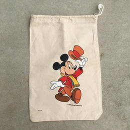 Disney Mickey Mouse Bag/ディズニー ミッキー・マウス バッグ/180621-2