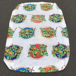 TURTLES Turtles Box Single Sheets/タートルズ ボックスシングルシーツ/170528-2
