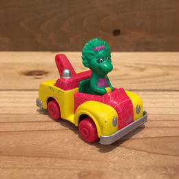 BARNEY Baby Bop Die Cast Car/バーニー ベイビーボップ ダイキャストカー/180810-12
