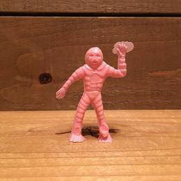 HORROR MONSTERS Creature from the Black Lagoon Plastic Toy/ホラーモンスターズ ギルマン プラスチックトイ/171227-8