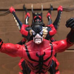 SPIDER-MAN Tarantula Figure/スパイダーマン タランチュラ フィギュア/180425-1