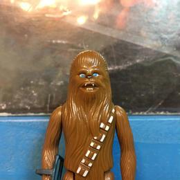 STAR WARS Chewbacca Figure/スターウォーズ チューバッカ フィギュア/171015-14