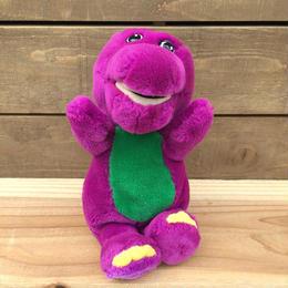 BARNEY Barney Plush Doll/バーニー ぬいぐるみ/170713-6