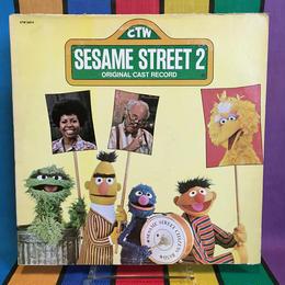 SESAME STREET Sesame Street2 Original Cast Record / セサミストリート セサミストリート2 オリジナルキャストレコード/160526-5