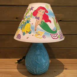 THE LITTLE MERMAID Little Mermaid Glow In The Dark Room Lamp/リトルマーメイド グローインザダーク 照明/171026-3