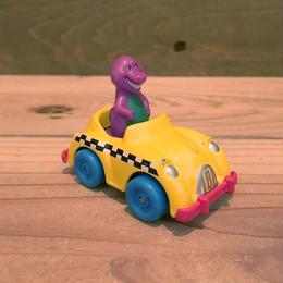 BARNEY Die Cast Car/バーニー ダイキャストカー/180810-16