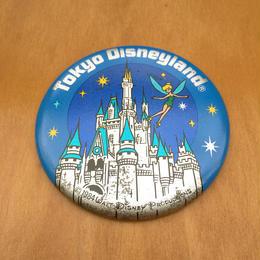 Disney Tokyo Disneyland Button/ディズニー 東京ディズニーランド 缶バッジ/171008-2