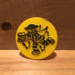 McDolad's Happy Meal Stamp Ring Hamburglar/マクドナルド ハッピーミール スタンプリング ハンバーグラー/171024-4