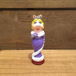 THE MUPPETS Miss Piggy Chess Piece/ ザ・マペッツ ミス・ピギー チェスの駒 フィギュア/180129-19