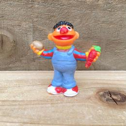 SESAME STREET Ernie PVC Figure/セサミストリート アーニー PVCフィギュア/170411-11