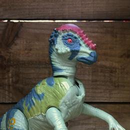 JURASSIC PARK Pachycephalosaurus Figure/ジュラシックパーク パキケファロサウルス フィギュア/180827-2