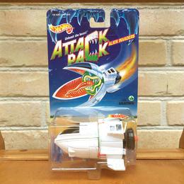 Hot Wheels Attack Pack Galactibite/ホットウィール アタックパック ギャラクティバイト/171004-2