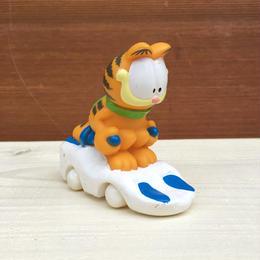 GARFIELD Carl's Jr Meal Toy Garfield/ガーフィールド カールスJr ミールトイ/180211-3