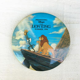 THE LION KING Button/ライオンキング 缶バッジ/180127-7