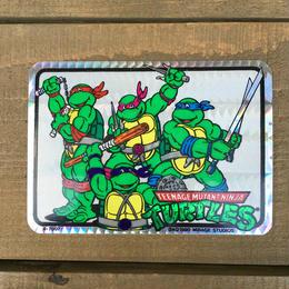 TURTLES Card Sticker/タートルズ ステッカー/170618-10