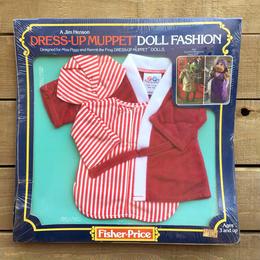 THE MUPPETS Dress-Up Muppet Doll Kermit Sleepwear/ ザ・マペッツ ドレスアップマペットドール カーミット スリープウェア/170425-10