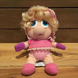 THE MUPPETS Babie Miss Piggy Plush Doll/ザ・マペッツ ベイビー・ミスピギー ぬいぐるみ/180618-7