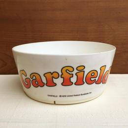 GARFIELD Plastic Bowl/ガーフィールド プラスチックボウル/180106-4