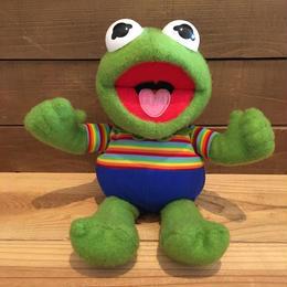 THE MUPPETS Babie Kermit Plush Doll/ザ・マペッツ ベイビー・カーミット ぬいぐるみ/180813-1