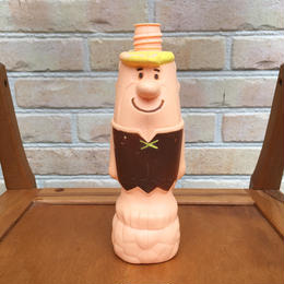 THE FLINTSTONES Barney Soaky Bottle/フリントストーンズ バーニー ソーキーボトル/170820-1