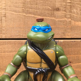 TURTLES Ninja Action Leonardo Figure/タートルズ ニンジャアクション レオナルド フィギュア/170827-6
